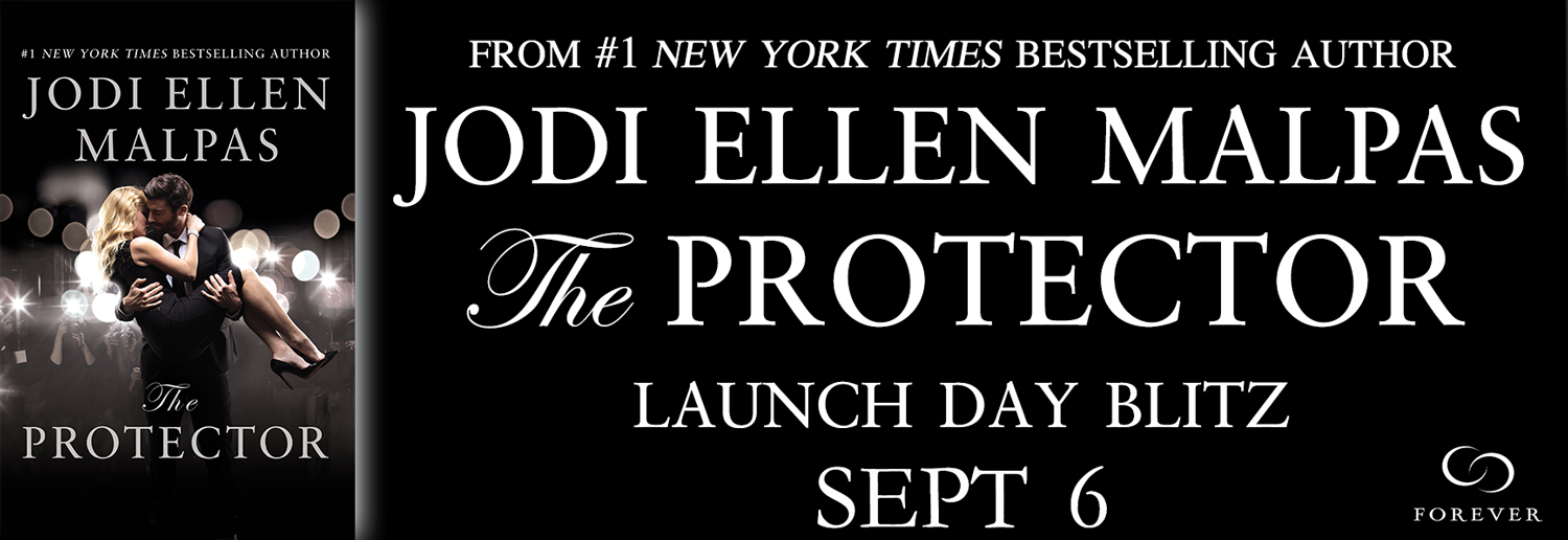 {Release Day Review+Giveaway} THE PROTECTOR by @JodiEllenMalpas @ForeverRomance