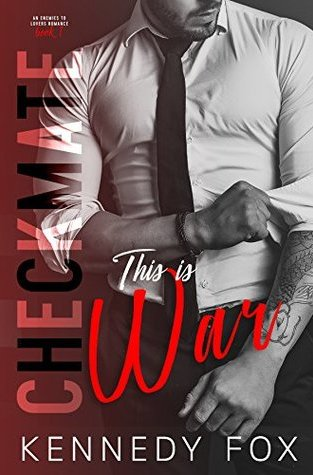 {Release Day Review+Giveaway} Checkmate: This is War by @KennedyFoxBooks