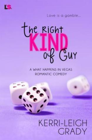 {ARC Review+Giveaway} The Right Kind of Guy by Kerri-Leigh Grady @kerrileighgrady