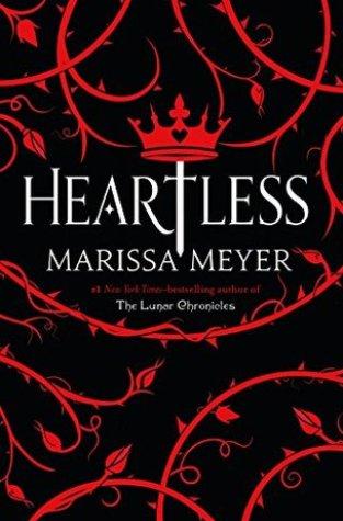 {Review} Heartless by @Marissa_Meyer @FierceReads