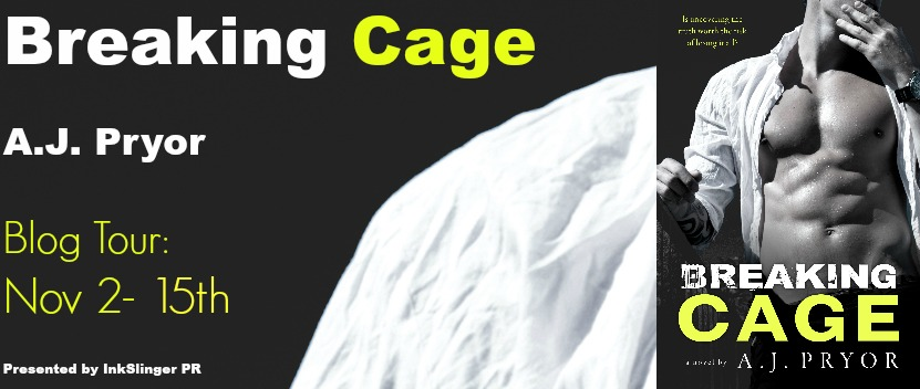 {Review+Giveaway} Breaking Cage by AJ Pryor @ajpryor1