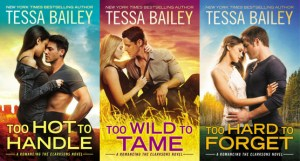 romancing-the-clarksons-series