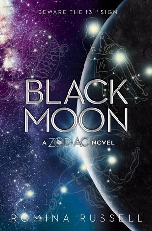 {Guest Post+Giveaway} Black Moon by @RominaRussell  @RazorbillBooks