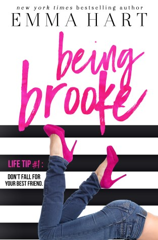 {Mini Review+Excerpt} BEING BROOKE by Emma Hart @EmmaHartAuthor