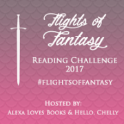Flights of Fantasy Reading Challenge 2017