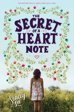 {Review} The Secret of a Heart Note by @StaceyLeeAuthor @KTegenBooks