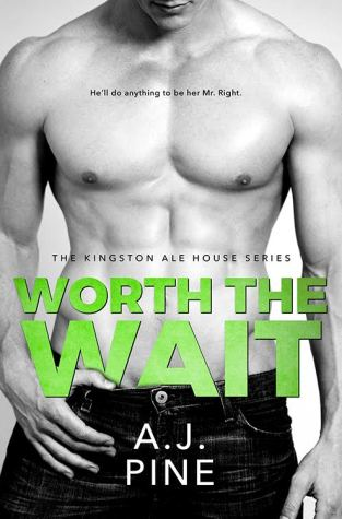 {Review+Giveaway} Worth the Wait by @AJ_Pine @EntangledSelect