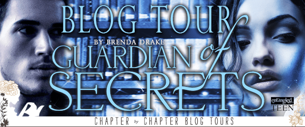 {Review+Giveaway} Guardian of Secrets by @BrendaDrake @EntangledTeen @chapterxchapter