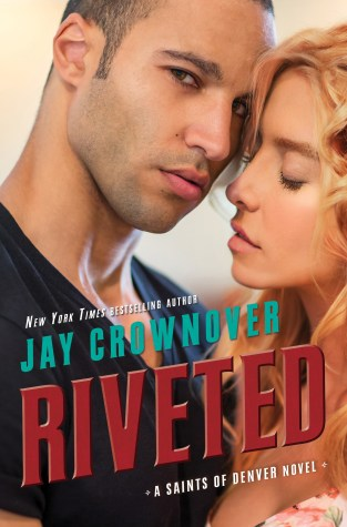 {Review+Giveaway} Riveted by @JayCrownover @Morrow_PB
