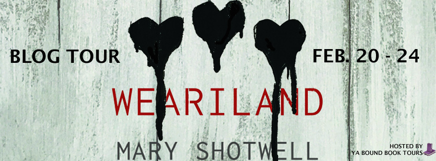 {Review+Giveaway} Weariland by @MaryEShotwell @MergePublishing