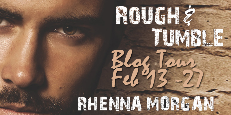 {Interview+Giveaway} Rough & Tumble by Rhenna Morgan