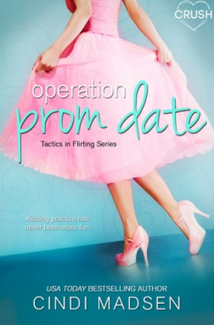 {Review+Giveaway} Operation Prom Date by @CindiMadsen @EntangledTeen