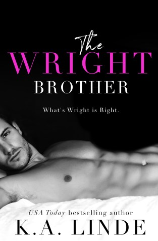 {Review} THE WRIGHT BROTHER by K.A. LINDE @authorkalinde