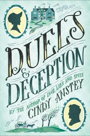 {Release Day Review+Giveaway} Duels and Deception by @CindyAnstey @Swoonreads