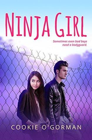 {Review+Giveaway} Ninja Girl by Cookie O'Gorman @CookieOwrites