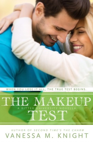 {Review+Giveaway} The Makeup Test by @VanessaMKnight