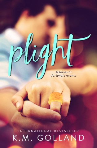 {Review+Giveaway} Plight by K.M. Golland