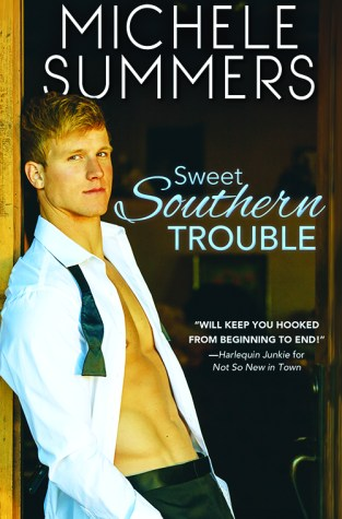 {Review+Guest Post+Giveaway} Sweet Southern Trouble by @Michele_Summers