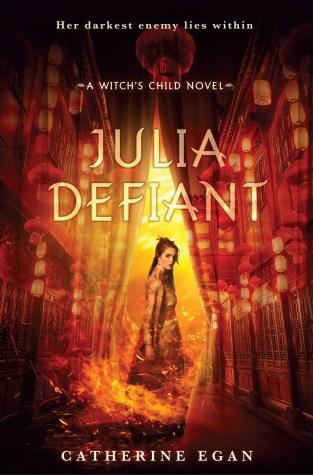 {Review+Giveaway} Julia Defiant @ByCatherineEgan @KnopfBFYR 