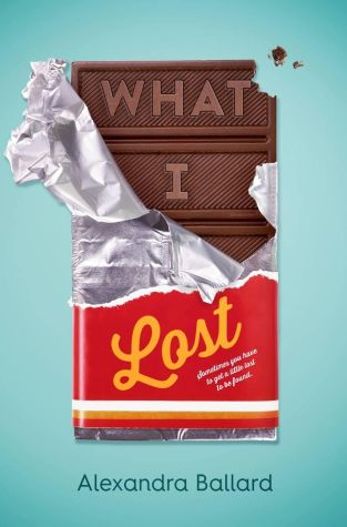 {Review+Giveaway} What I Lost by Alexandra Ballard @alexandraballar @FierceReads