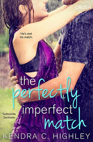 {Review+Giveaway} The Perfectly Imperfect Match by @KendraHighley @entangledteen