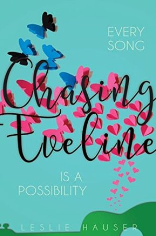 {Review+Giveaway} Chasing Eveline by Leslie Hauser @lhauser27 @PenNamePublish ‏