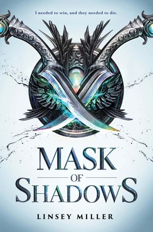 {Review} Mask of Shadows by @LinseyMiller @SourcebooksFire ‏