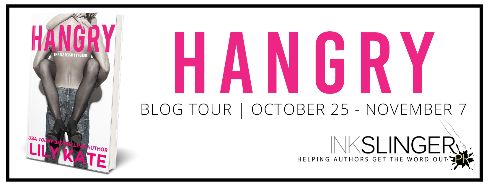 {Review+Giveaway} Hangry by Lily Kate