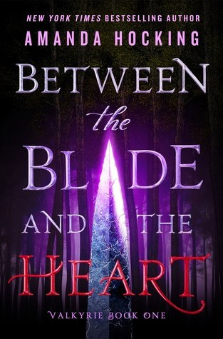 {Review+Giveaway} Between the Blade and the Heart by @Amanda_Hocking @wednesdayBooks