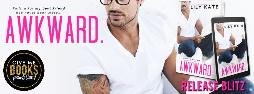 {Release Day Review} Awkward. by @LilyKate_author