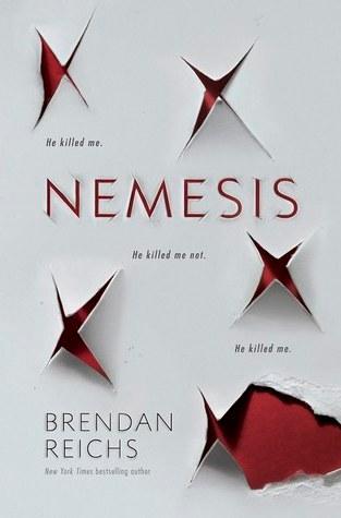 {Review} Nemesis by @BrendanReichs #ProjectNemesis #GenesisBlogTour @PenguinTeen