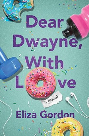 {Review+Giveaway} Dear Dwayne, With Love by @eliza_gordon
