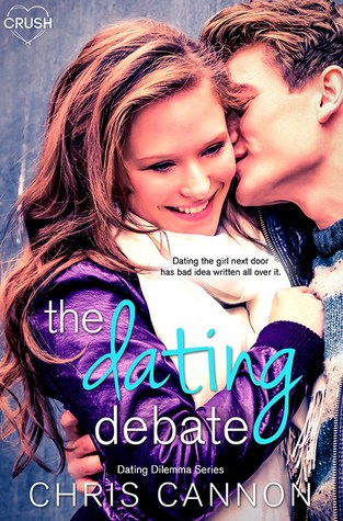 {Review+Giveaway} The Dating Debate by Chris Cannon @entangledteen @ccannonauthor