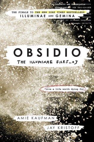{Review+Giveaway} Obsidio by @AmieKaufman & Jay Kristoff @misterkristoff