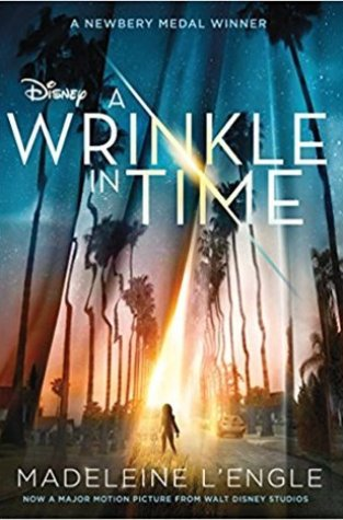 {Favorite Quotes+Movie Tie In Review+Giveaway} #AWrinkleInTime by Madeleine L'Engle