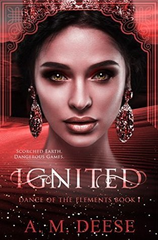 {Review+Giveaway} Ignited by A.M. Deese @authoramdeese