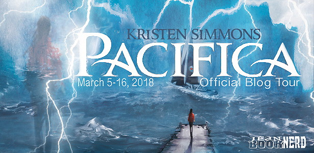 {Review+Giveaway} Pacifica by Kristen Simmons