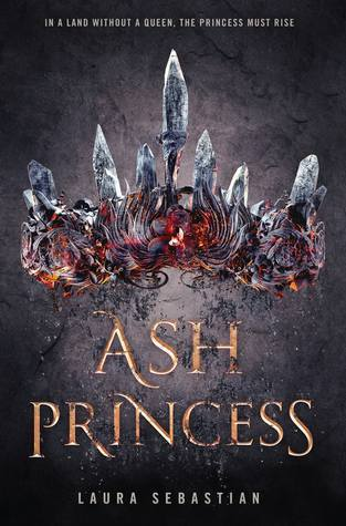 {ARC Review+Giveaway} Ash Princess by Laura Sebastian @sebastian_lk @DelacortePress