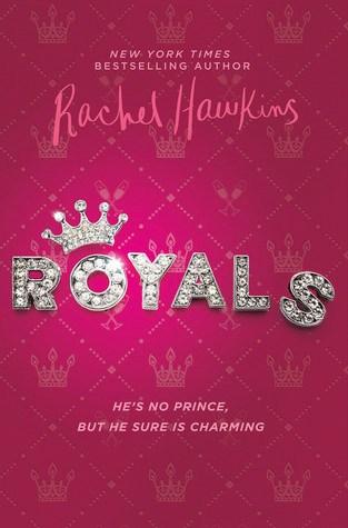 {ARC Review+Wedding Style Board} Royals by Rachel Hawkins