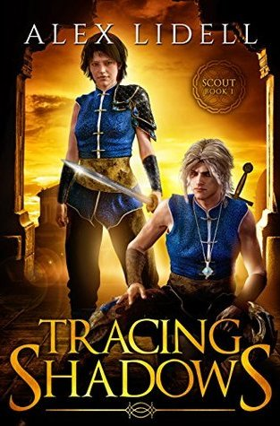 {Review+Giveaway} Tracing Shadows by @AlexLidell ‏