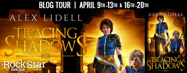 {Review+Giveaway} Tracing Shadows by @AlexLidell 