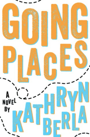 {Interview+Giveaway} Going Places by Kathryn Berla