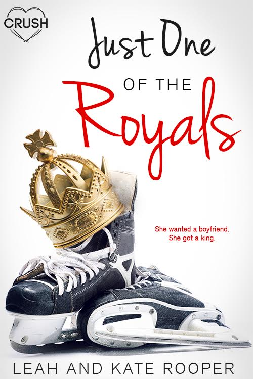 {Review+Giveaway} Just One of the Royals by Leah and Kate Rooper