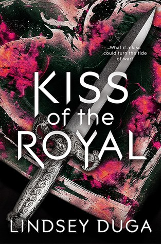 {Review+Giveaway} Kiss of the Royal by @LindseyDuga @EntangledTeen