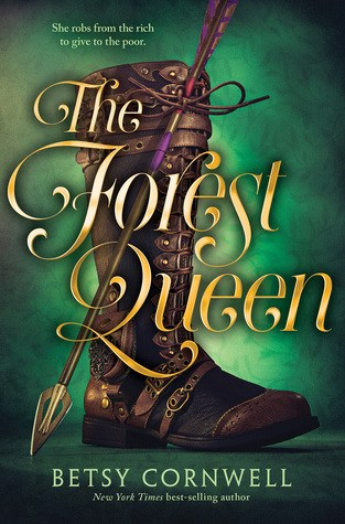 {Review+Giveaway} The Forest Queen by Betsy Cornwell
