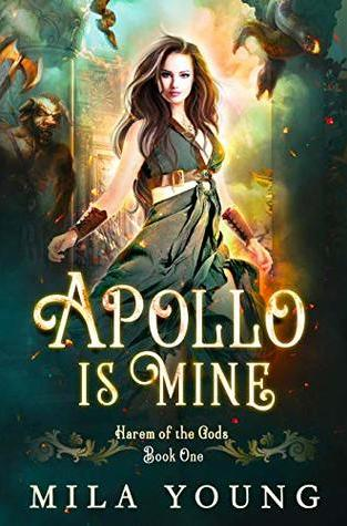 {Review+Giveaway} Apollo is Mine by Mila Young