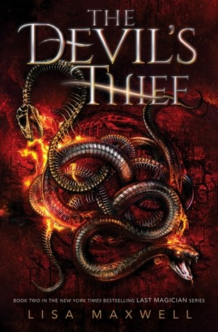 {ARC Review+Giveaway} The Devil's Thief by @LisaMaxwellYA #devilsthief