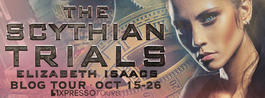 {Review+Giveaway} The Scythian Trials by Elizabeth Isaacs