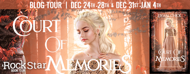 {Review+Giveaway} Court of Memories by Dyan Chick