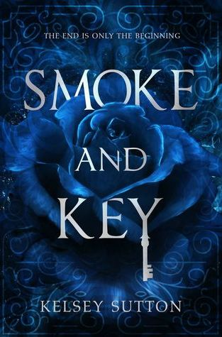 {Review+Giveaway} Smoke and Key by @KelseyJSutton @EntangledTeen